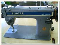 SINGER 職業用ミシン 188 professionalテーブルタイプ