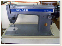 SINGER 職業用ミシン 188 professional ポータブルタイプ