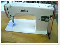 JUKI 職業用ミシン TL-72 足踏みテーブルタイプ