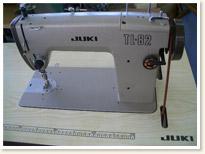 JUKI 職業用ミシン TL-82 足踏みテーブルタイプ