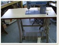 SINGER 職業用ミシン 188 professionalモーターテーブルタイプ