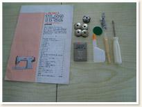 JUKI職業用ミシンTL-82 足踏みテーブルタイプ