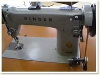 SINGER職業用ミシン 188U 足踏みテーブルタイプ