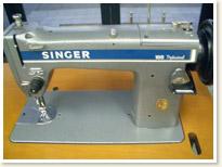 SINGER 職業用ミシン 188 professional足踏みテーブルタイプ