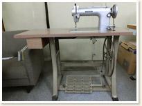 名機 JANOME 職業用ミシン 763 テーブル足踏みタイプ
