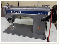 SINGER 職業用ミシン 188Professional 足踏みテーブルタイプ