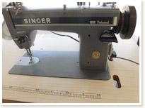 SINGER 職業用ミシン 188Professional モーターテーブルタイプ